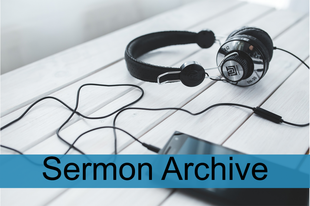 Sermon archive logo
